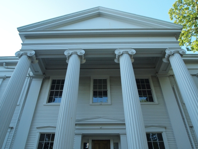 Greek Revival.