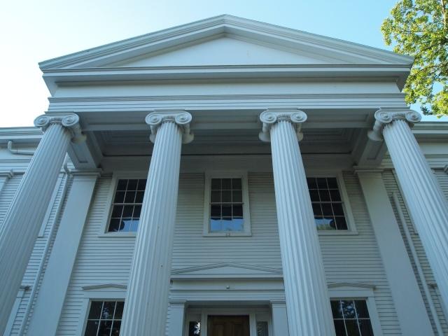 Greek Revival.