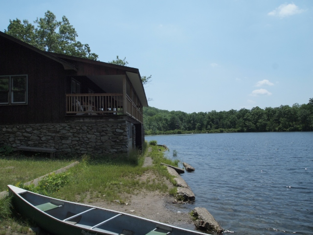 The Boathouse.